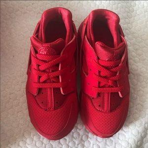 Nike Toddler Huarache size 10